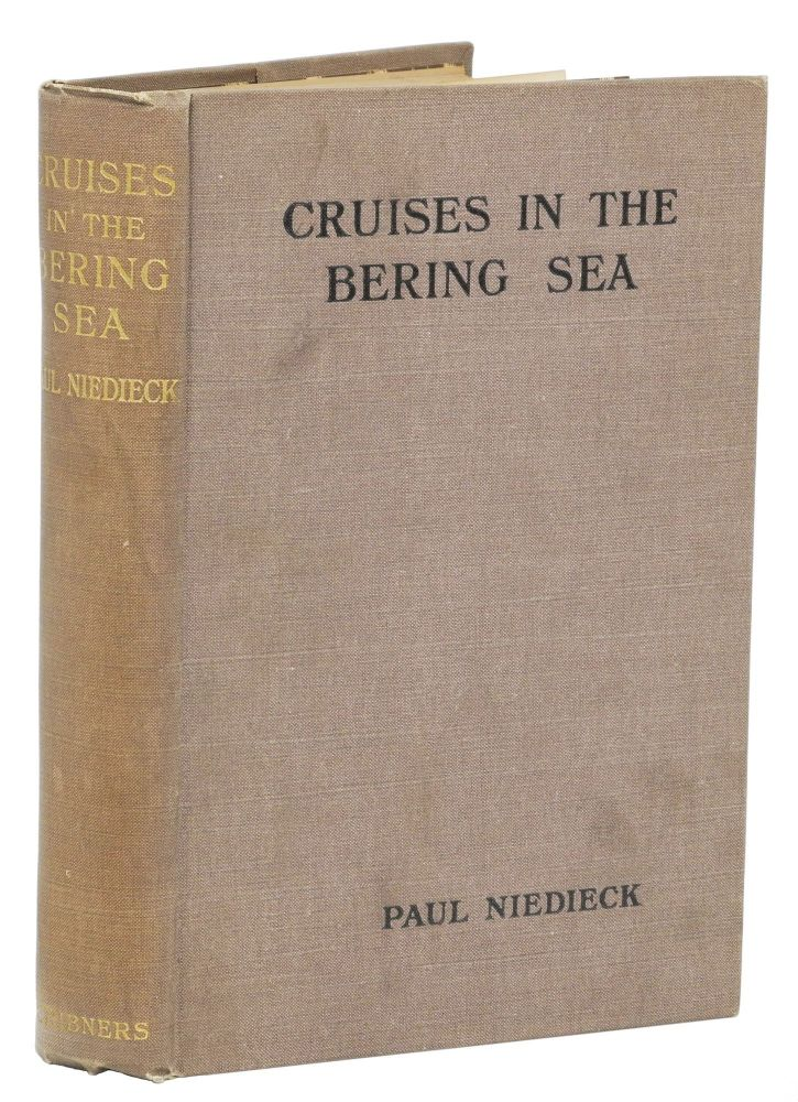 CRUISES IN THE BERING SEA; Being Records of Further Sport and Travel. Niedieck P.