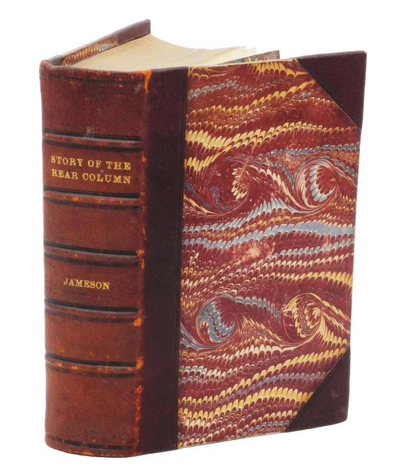 THE STORY OF THE REAR COLUMN OF THE EMIN PASHA RELIEF EXPEDITION; By the Late James S. Jameson, Naturalist to the Expedition. Edited by Mrs. J.S. Jameson. Jameson J. S.