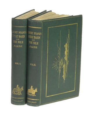 THE ALBERT N'YANZA, GREAT BASIN OF THE NILE; And Exploration of the Nile Sources. Baker Sir S. W