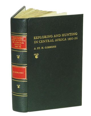 EXPLORATION AND HUNTING IN CENTRAL AFRICA 1895-96