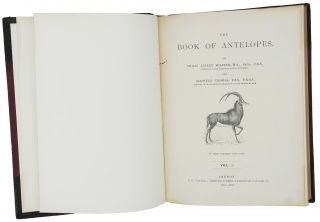 THE BOOK OF ANTELOPES