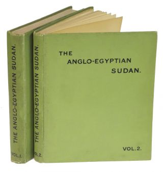 THE ANGLO-EGYPTIAN SUDAN; A COMPENDIUM PREPARED BY THE OFFICERS OF THE SUDAN GOVERNMENT